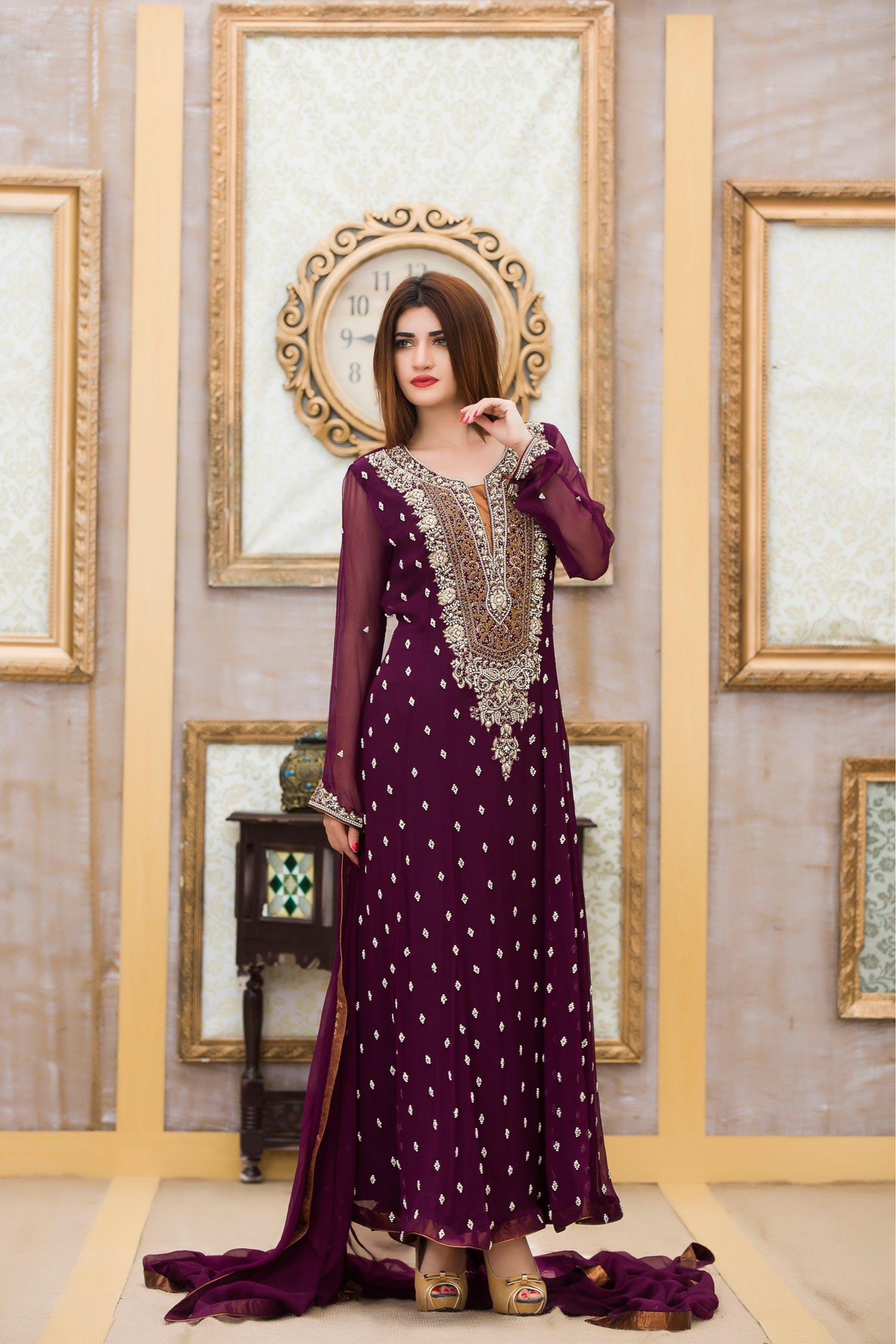 859a2866eff9 Exclusive Boutique Bridal Wear Purple Color - Exclusive Online Boutique