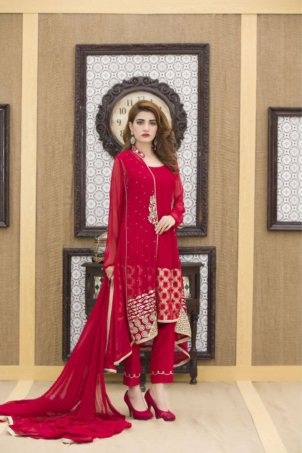 To acquire Wear party dresses pakistani picture trends