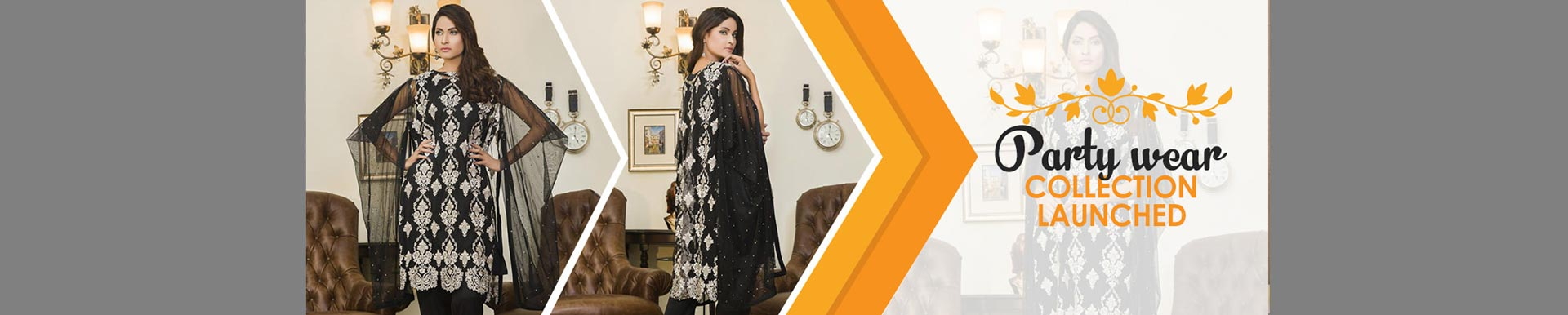 Exclusive Pakistani Party Dresses