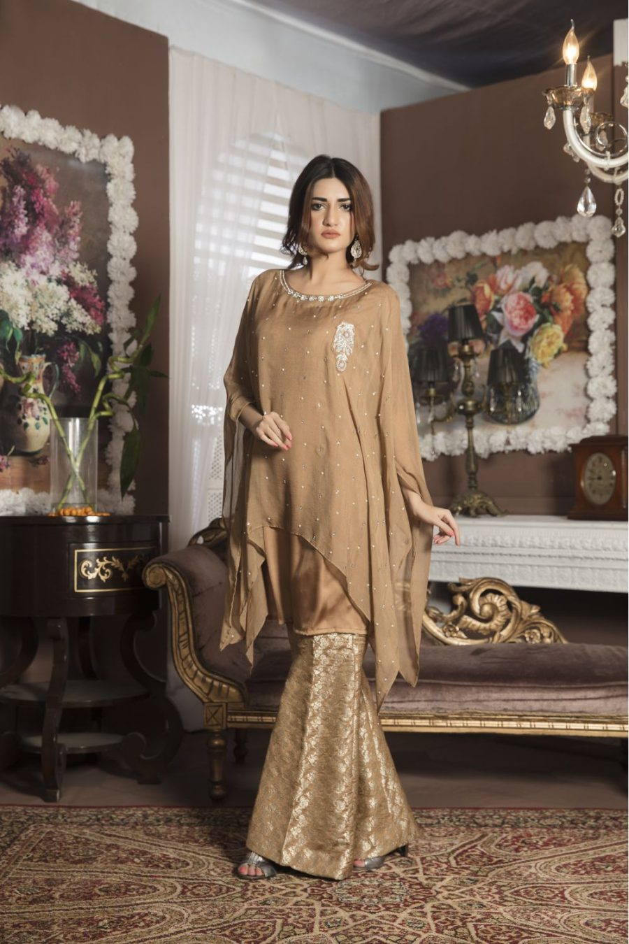 Light Brown Casual Dress Sac2053 Exclusive Online Boutique