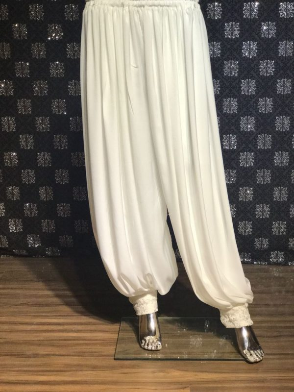Exclusive White Trouser