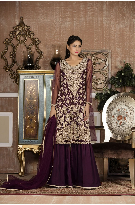 17076b1350ac Pakistani Bridal Dresses Online Boutique - raveitsafe