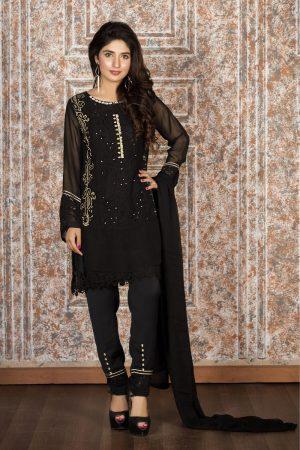 Black Casual Dress