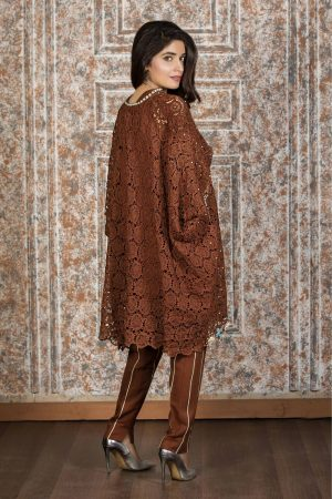 Exclusive Brown Casual Dress