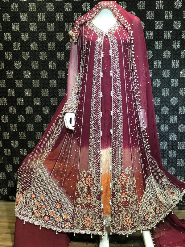 Maoron Shadi Dress