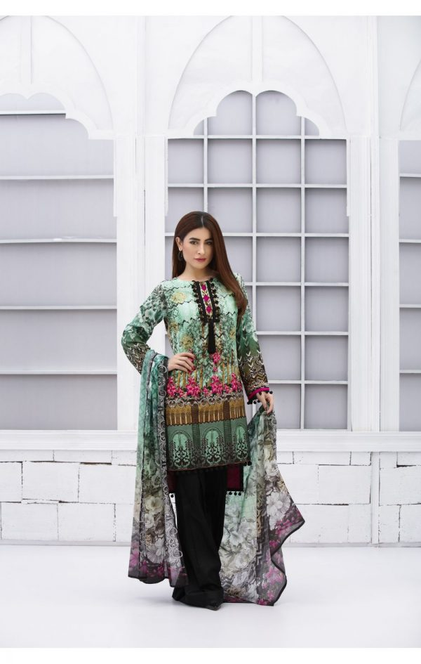 Summer Lawn Collection