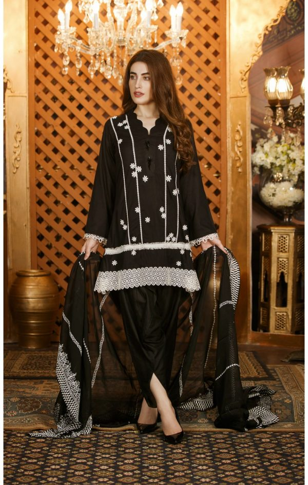 Black Casual Dresses