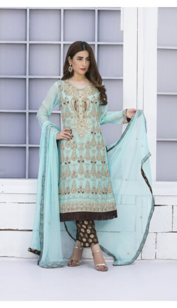 Pakistani Bridal wear