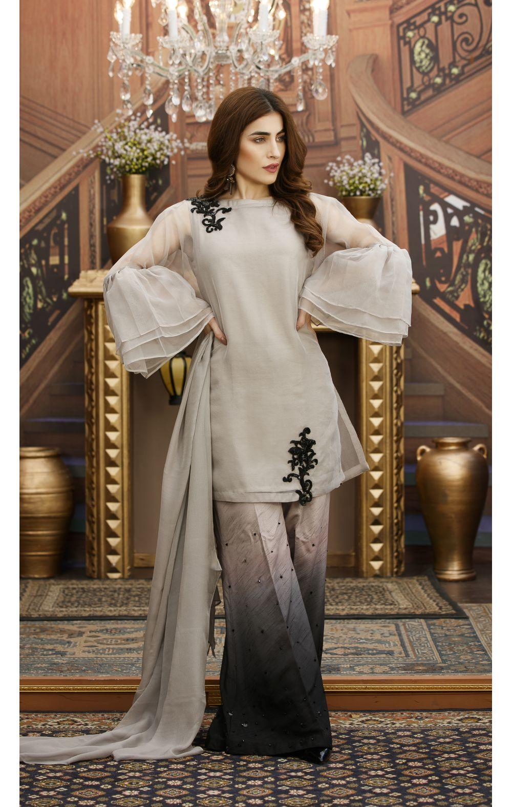db45fbd51b Pakistani Bridal Party Wear Dresses