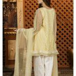 2f65c3b2e3 EXCLUSIVE LEMON AND OFF WHITE COLOR DRESS - SDS113 - Exclusive ...