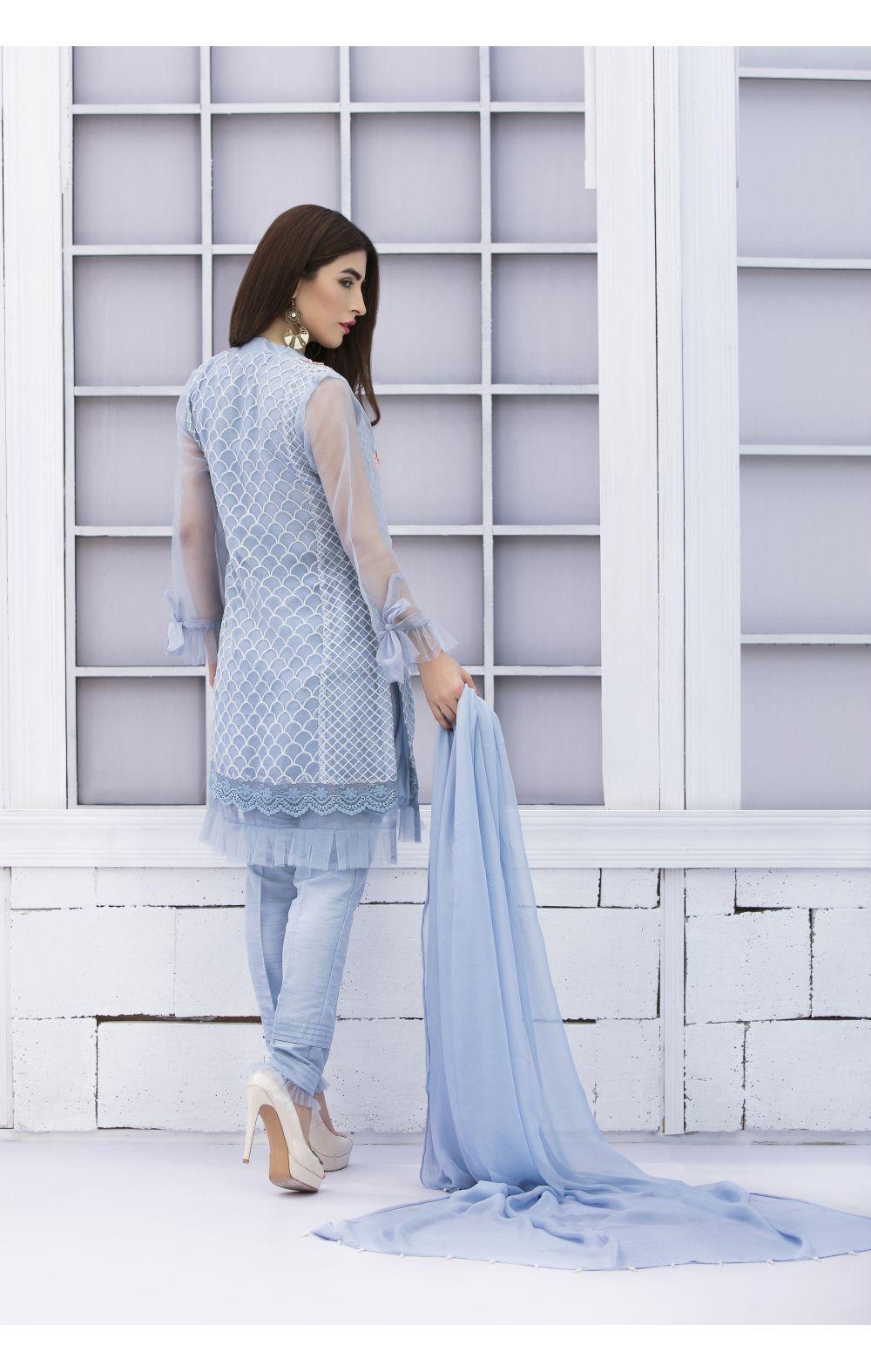 fddbbc8e36d Ice Blue Pakistani Wedding Dresses - Data Dynamic AG