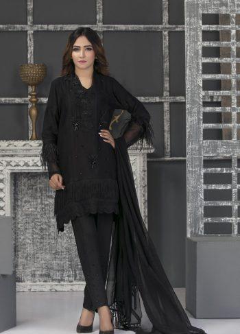 Black pretwear