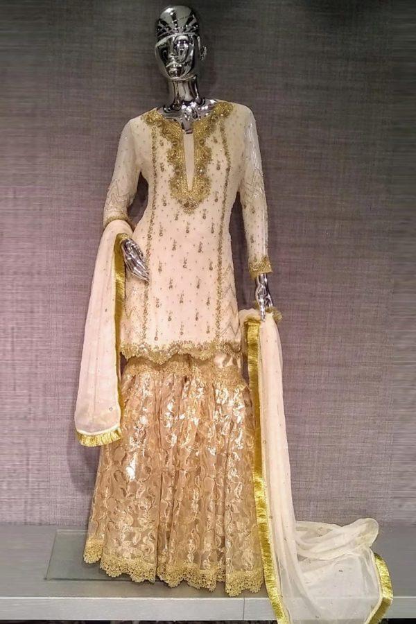 Pakistani Shadi Dress