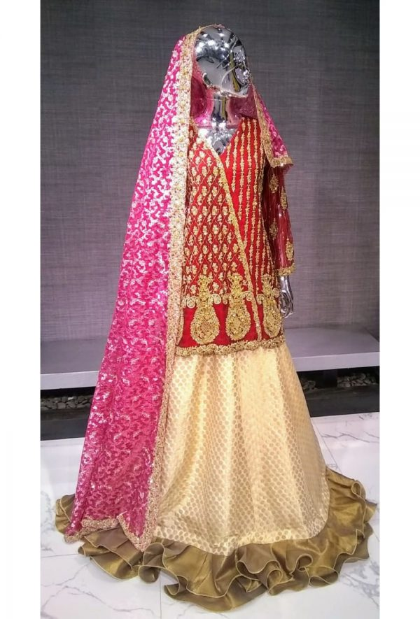 Pakistani Shadi Dress
