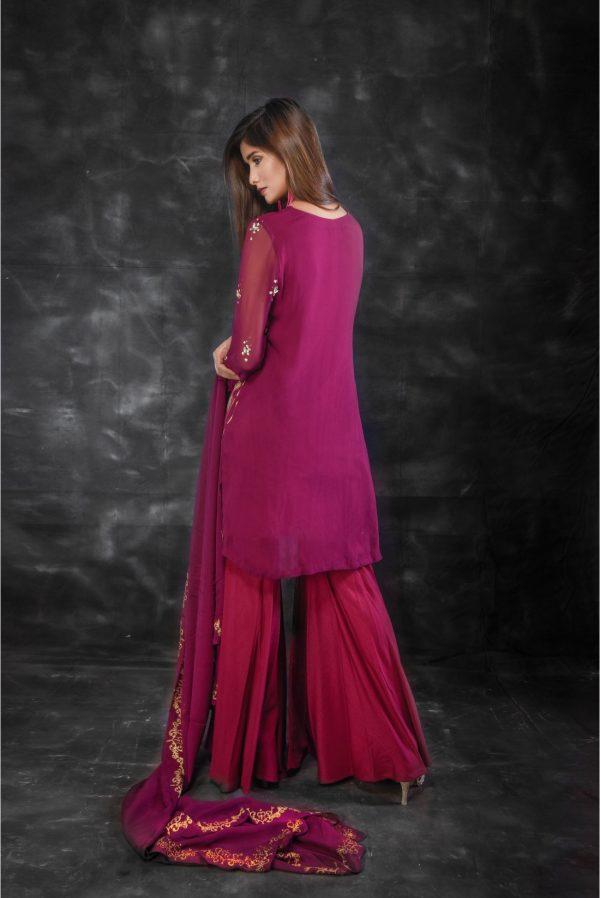 Women Magenta Dresses