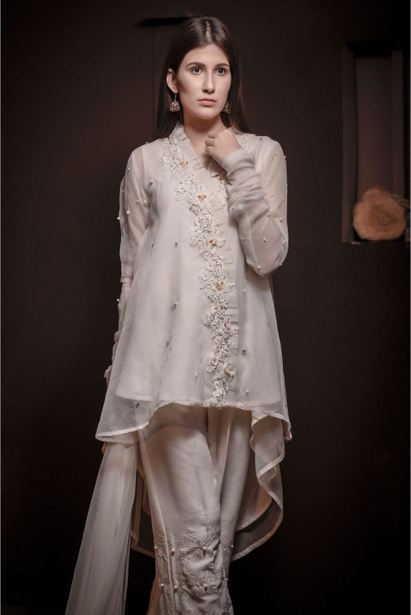 White Color Dress