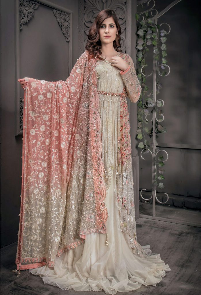 Buy Exclusive Fone And Peach Shadi And Valima – Sabd205 Online In USA, Uk & Pakistan