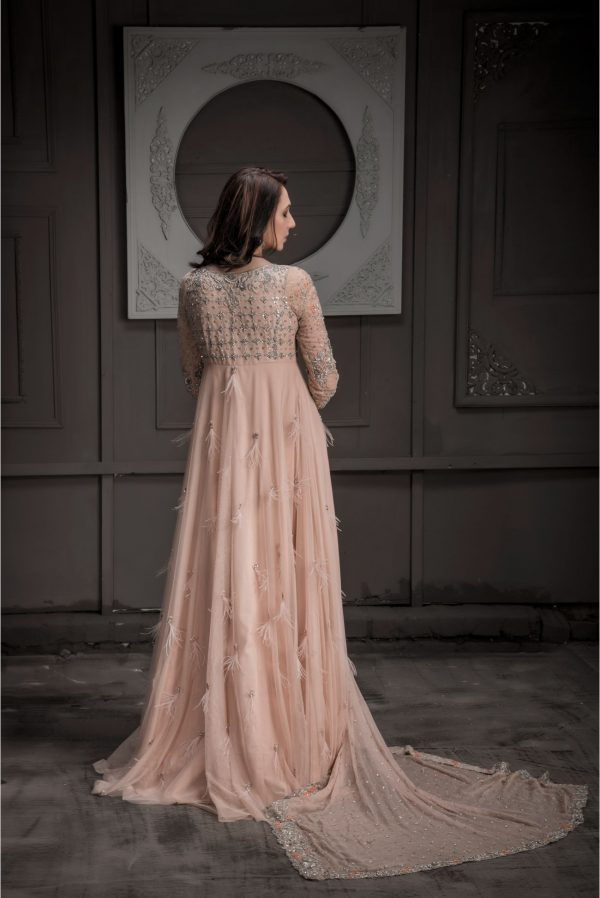 Buy Exclusive DUSAty Pink Shadi And Valima – Sdbd05 Online In USA, Uk & Pakistan - 01