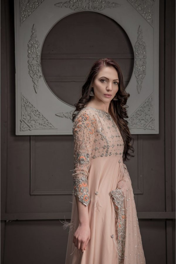 Buy Exclusive DUSAty Pink Shadi And Valima – Sdbd05 Online In USA, Uk & Pakistan