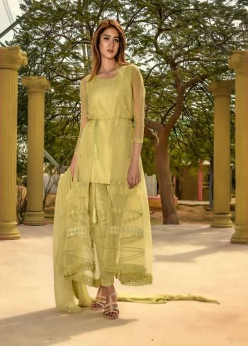 Buy Exclusive Pistachiu Party Wear – Aqs97 Online In USA, Uk & Pakistan