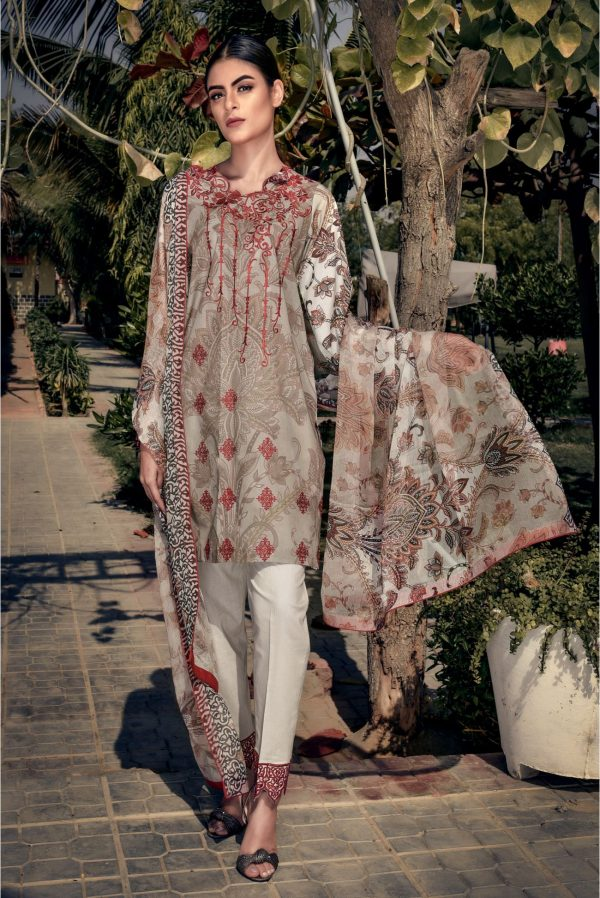 Summer Lawn Collection 2019