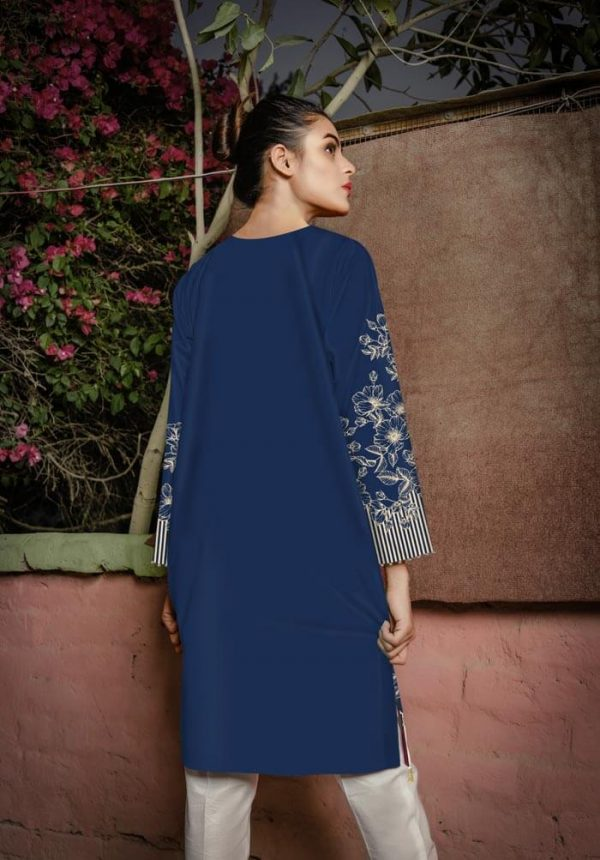 Blue Summer Lawn Collection 2019