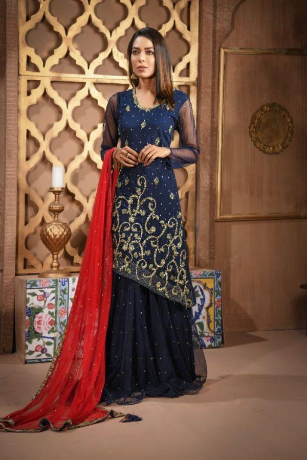 Blue Dress Bridal