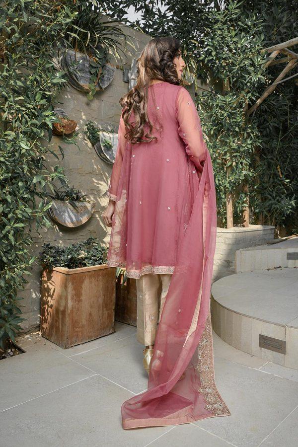 Buy Exclusive Tea Pink Bridal Wear – G21564 Online In USA, Uk & Pakistan - 01