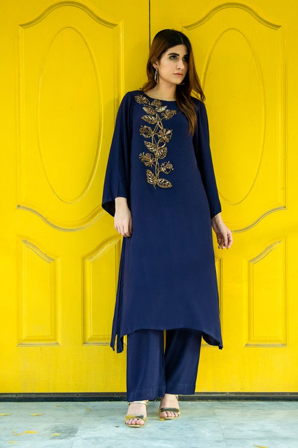 NAVY BLUE LUXURY PRET