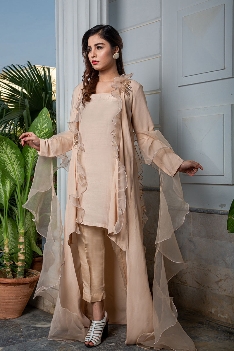 Buy Exclusive Skin Colour Luxury Pret – Sds433 Online In USA, Uk & Pakistan - 07