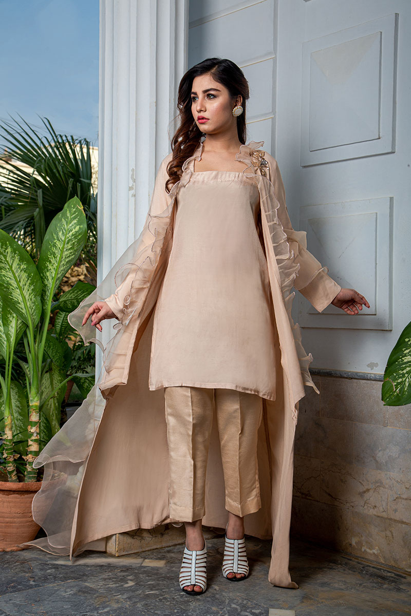 Buy Exclusive Skin Colour Luxury Pret – Sds433 Online In USA, Uk & Pakistan - 06