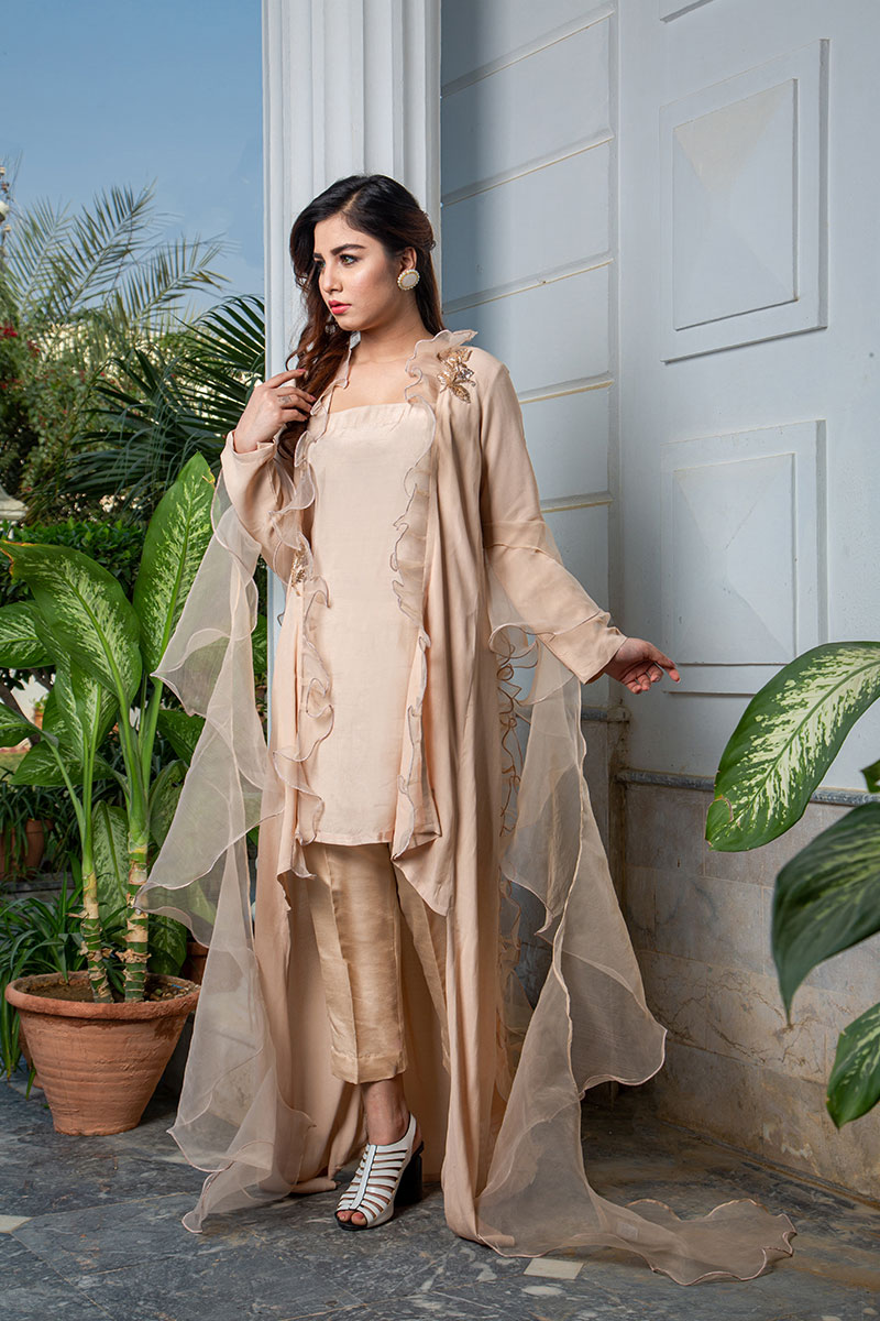Buy Exclusive Skin Colour Luxury Pret – Sds433 Online In USA, Uk & Pakistan - 05