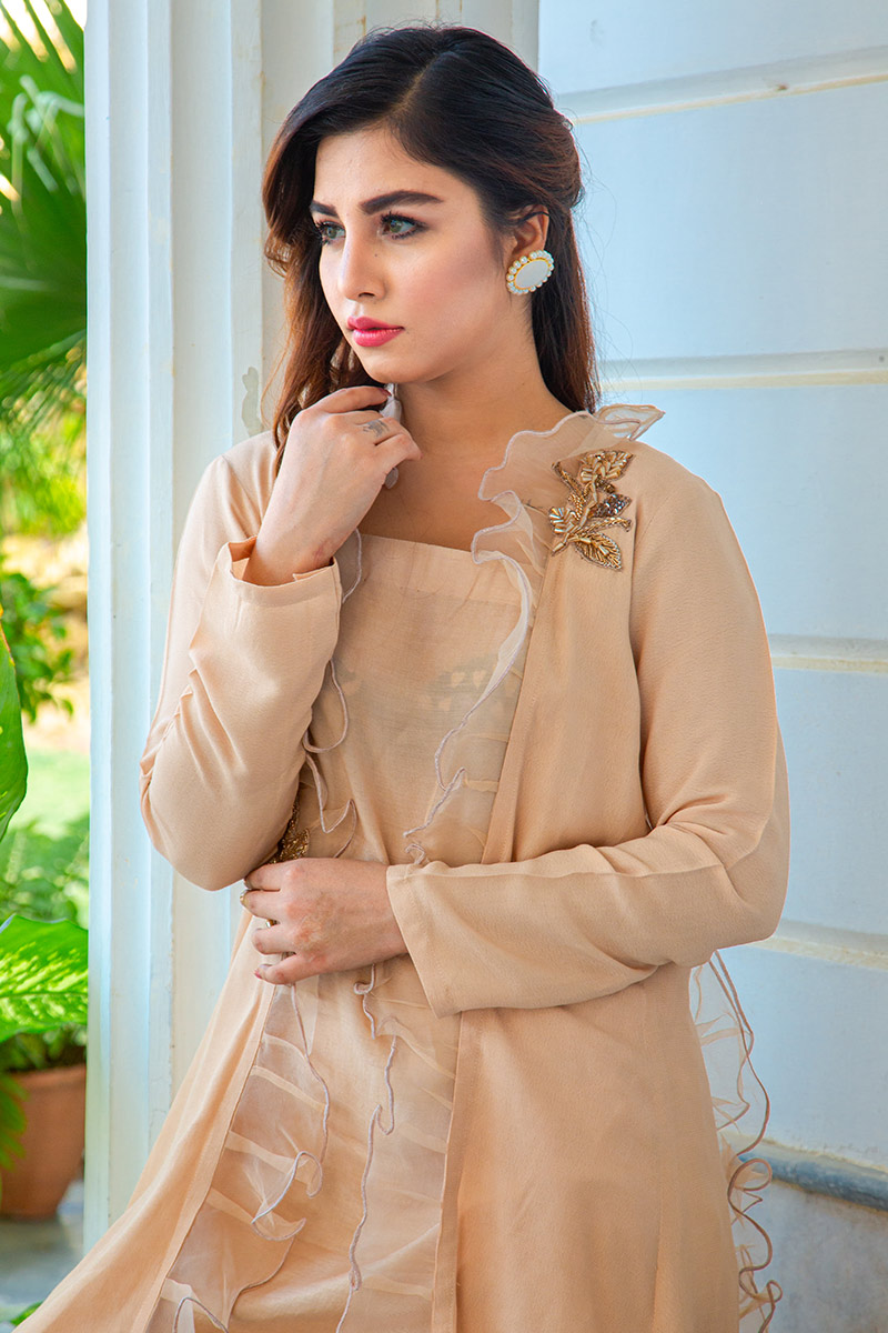 Buy Exclusive Skin Colour Luxury Pret – Sds433 Online In USA, Uk & Pakistan - 02