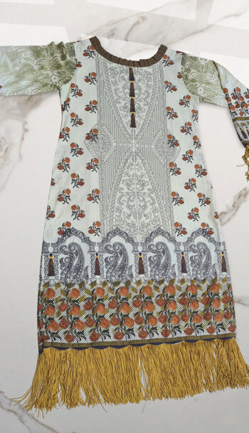 Buy Exclusive Kurti – Sacl21 Online In USA, Uk & Pakistan - 02