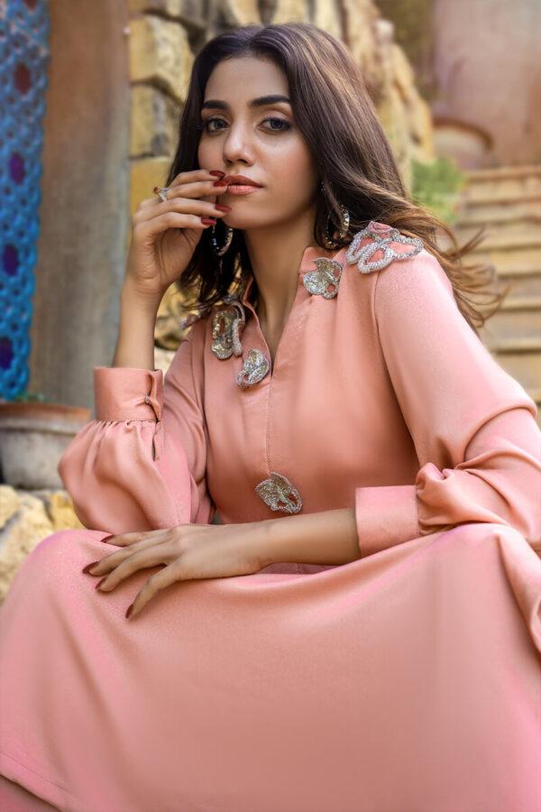 Buy Exclusive Pink Party Wear – Sds482Online in UK, US & Pakistan - 01