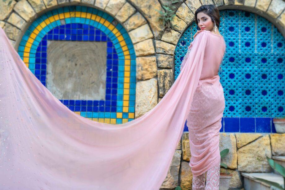 Buy Exclusive Pink Luxury Pret – Sds496Online in UK, US & Pakistan - 03