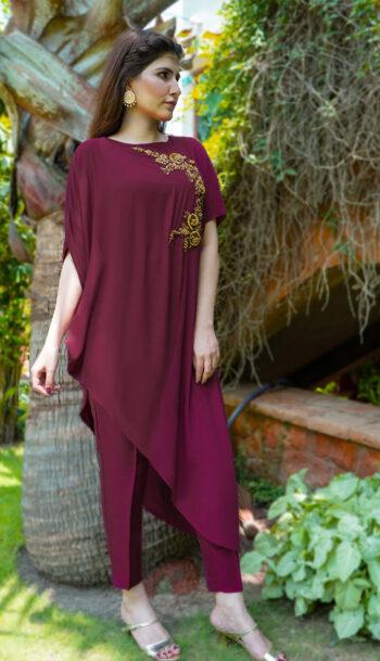Pakistani Designer Party Wear 2020 - 02