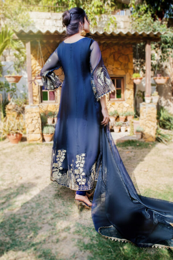 EXCLUSIVE NAVY BLUE PARTYWEAR 2021