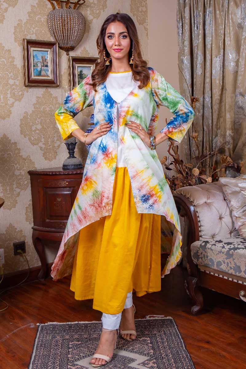 Exclusive Stitched Lawn Collection 2021